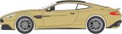 OXFORD DIECAST 76AMV002 Aston Martin Vanquish Coupe Selene Bronze
