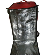 Outdoor Originality Insulation Easy To Clean Insulated Bag,Red