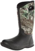 Roper Men's Barnyard Camo Rain Shoe