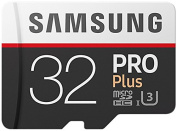 Samsung Memory Pro Plus 32 GB Micro SD Card with Adapter - Packaging