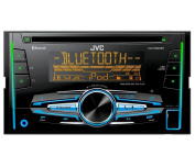 JVC KW-R920BT Bluetooth Double Din Stereo