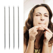 FEITONG 1 Pc/4 Pc/5 Pcs/10 Pc Pimple Blemish Comedone Acne Extractor Remover Tool Set