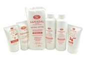 Mosadal Cosmetic Hand and Foot Care Set 6 in 1 Professional Hard Skin Remover Set. 2x Mosadal Lotion 250ml and much more.