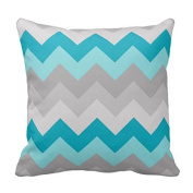 Teal Turquoise Blue Grey Grey Chevron Ombre Fade Rc18b0de08f7a440783fe76f3236dd5e5 I5fqz 8byvr Pillow Case