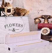 TFXWERWS Mini Household Sealer Portable Electronic Vacuum Food Packing Machine