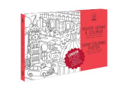 OMY Design and Play Giant Colouring Poster London