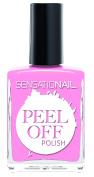 SensatioNail Peel Off Polish, I pink I'm in Love