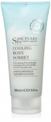 Sanctuary Spa Cooling Body Sorbet Moisturising Lotion