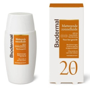 Bioder Mal Mattifying Zonne Fluide SPF 20 50 ml Bottle