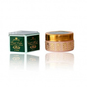 Saat Safa - Al-Rehab Perfumed Cream (10 gm) - 3 pack