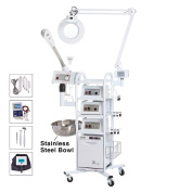 eMark Beauty 11 in 1 T3 Multifunction Facial Machine Ozone Aromatherapy Steamer Microdermabrasion. ON ALL WARRANTY WORK