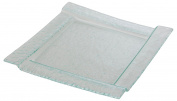 Porcelite Presentation CB73210 Glass Plate, Square, 30 cm x 30 cm
