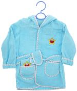 Baby Deluxe Terry Bathrobe Washcloth Towel - Sesame StreetÉ