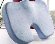 EWIN(R) Coccyx Orthopaedic Memory Foam Seat Cushion for Car or Home Chairs