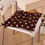 Outtop Indoor Patio Home Office Polka Dot Chair Pads Seat Pads Cushion Fashion
