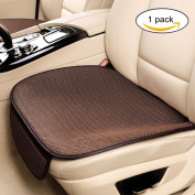 MEGOOD 1Pcs Car Seat Cushion Three-dimensional Ice Silk Non-slip Seat Cushions for Car Home and Office