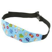 Baby Head Support Holder Belt, Adjustable Pram Stroller Safety Seat Sleep Nap Positioner