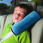 Seatbelt Pillow, Comkit Car Seat Safety Belt Cover Headrest for Kids Baby Chidren, Adjustable Plush Soft Vehicle Strap Shoulder Pads Protector Cushion