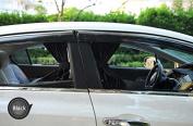 Hever Car Window Curtain Sun Shade UV Ray Protector SUV Automobile Rear Side Window Shade