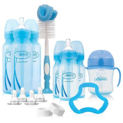 Dr Brown's Options Baby Bottles Gift Set - Blue