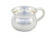Silver Baby Cup for Feeding - Silver Feeding Cup for Babies - 240ml