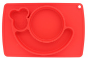 Chef Vinny Silicone Baby Snail Placemat