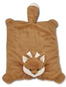 "Lil"" Fritz Baby Mat, Belly Blanket, Tummy Time Mat, Play Mat, Plush Animal Mat by Bearington 80cm x 80cm"