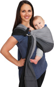 Maya Wrap ComfortFit Ring Sling & Baby Carrier - Asher - Medium