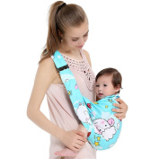 BOSSXIN Baby Wrap Infant Soft Child Carrier Water Sling for Warm Weather, Lightweight, Quick Dry and Breathable