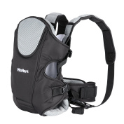 MixMart Soft Baby Carrier 3-in-1 Ergonomic for Men Women with Clever Bib Airflow 3D Breathable Mesh