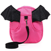 Toddler's Anti-lost Backpack with Safety Leash Mini Bag for Boys and Girls