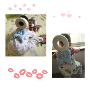 CdyBox Adjustable Infant Safety Protect Pad for Baby Walkers Toddlers Head Back Crawl Protection