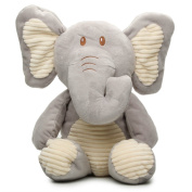 50cm Plush Elephant Rattle