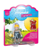 Playmobil 6883 Fifties Fashion Girl Figure with Changeable Clothing