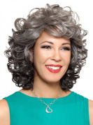 HELENA (Foxy Silver) - Synthetic Full Wig in 3T280