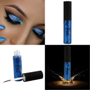 Kemilove Pigments Metallic Smoky Eyes Eyeshadow Waterproof Glitter Liquid Eyeliner & Eyeshadow Pencil