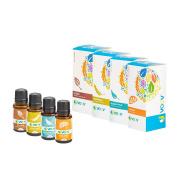 JVOOV Immune Essential Oils Set - 100% Pure, Food Grade Essential Oil