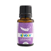 JVOOV Lavender Essential Oil - 15mL - 100% Pure, Food Grade Essential Oil