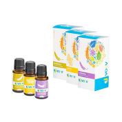 JVOOV Freshen Essential Oils Set - 100% Pure, Food Grade Essential Oil