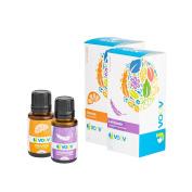 JVOOV Calm Essential Oils Set - 100% Pure, Food Grade Essential Oil
