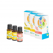 JVOOV Purify Essential Oils Set - 100% Pure, Food Grade Essential Oil