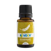 JVOOV Rosemary Essential Oil - 15mL - 100% Pure, Food Grade Essential Oil