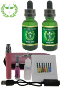 Mango Well Being and Meditation Complete Personal Aromatherapy Kit with inhaler pen.