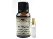 Mountain Rose Herbs - Nutmeg Essential Oil 240ml
