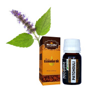 Patchouli Oil from Niradhi Herbals : Best Therapeutic Grade Essential Oil-15 ml/0.5 FL OZ
