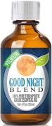 Best Good Night Blend Oil - 100% Pure Good Night Blend Essential Oil - 120ml