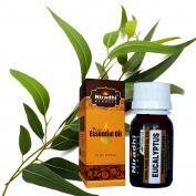 Eucalyptus Oil from Niradhi Herbals : Best Therapeutic Grade Essential Oil-15 ml/0.5 FL OZ