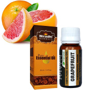 Grapefruit Oil from Niradhi Herbals : Best Therapeutic Grade Essential Oil-30 ml/1 FL OZ