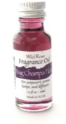 Nag Champa Flora - Wild Rose Fragrance Oil Home Collection