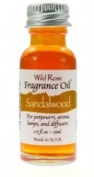 Sandalwood - Wild Rose Fragrance Oil Home Collection